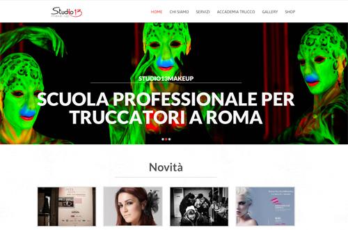 Nuovo sito Studio 13