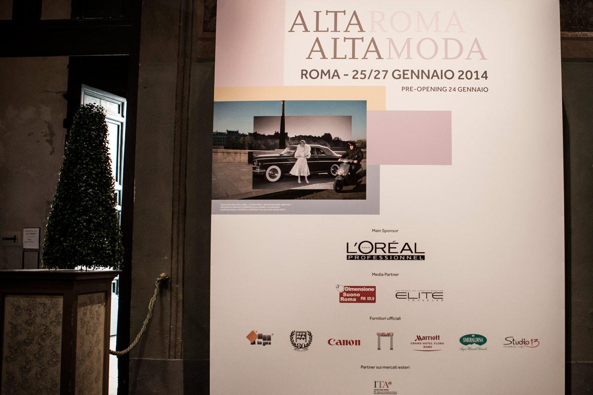 AltaRoma AltaModa 2015